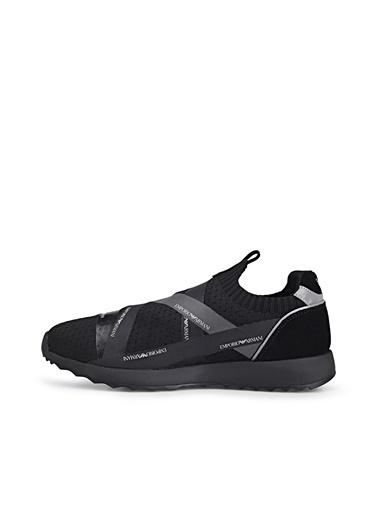 Emporio Armani  Ayakkabı Erkek Ayakkabı S X4X253 Xl692 L057 Siyah